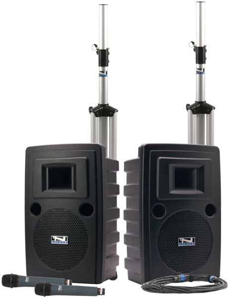 Liberty Platinum Portable PA System