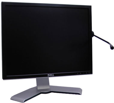 Desktop Microphone with Monitor Mount Kit