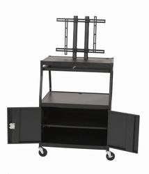 Balt 27531 Mobile Wide Body Flat Panel TV Stand