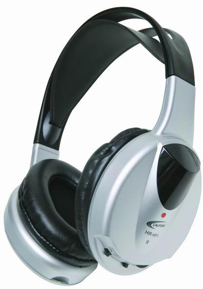 Califone HIR-HP1 Stereo/Mono Infrared Headphones