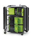 Copernicus Tech Tub 2 Cart with (6) Tubs