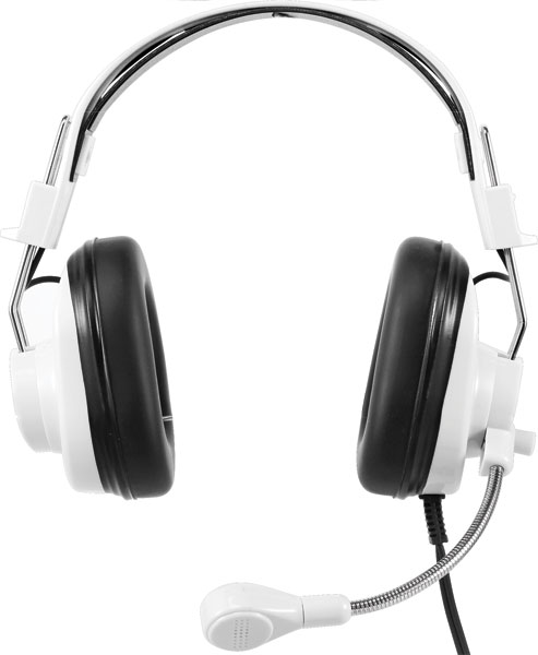 Learner LNR66 School Headset - Dual 3.5mm Plug for Computers with Dual Jacks