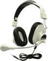 Learner LNR66T Headphone with Mic and Single TRRS plug
