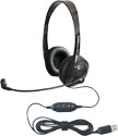 Labsonic LS355USB Headphone with Mic and USB Plug