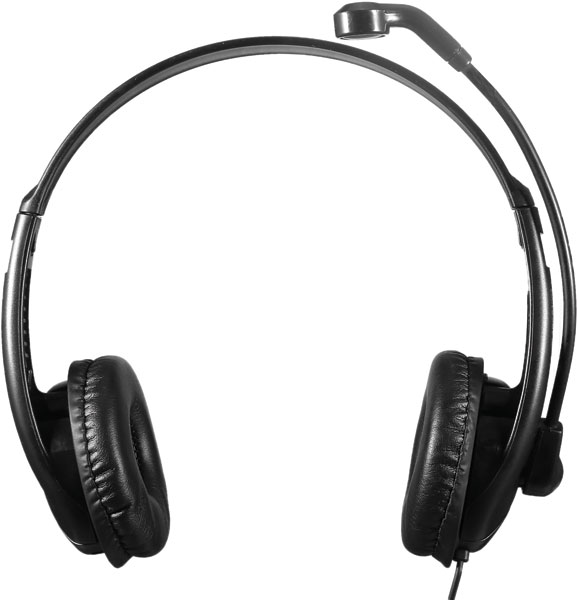 Labsonic LS355T School Headset - Single Plug for Tablets & Laptops with Single Jacks