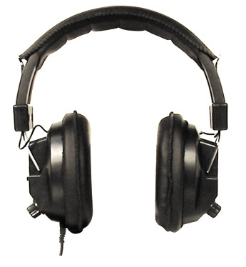 LS3000 Labsonic Stereo / Mono Switchable Headphones