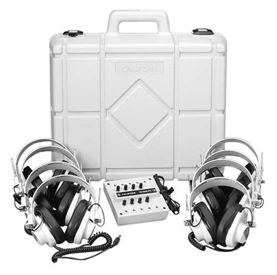 Mono Listening Center 8 Headphone with Case