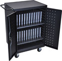 24 Slot Laptop / Chromebook / Tablet Charging Cart