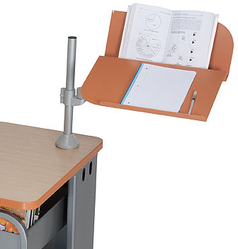 Smith System 00471 Dual Surface Bolt-On Lectern with Swing Arm