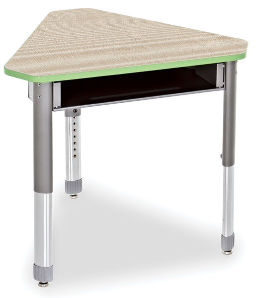 Interchange Diamond Desks by Smith System